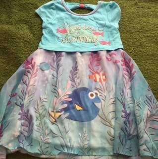 Nemo Disney Dress