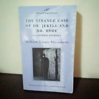 The Strange Case of Dr. Jekyle & Mr. Hyde & other stories