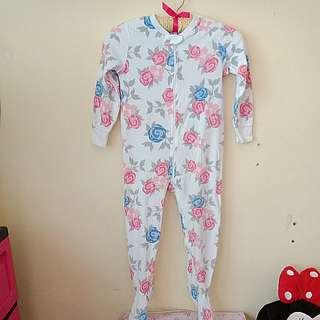 Authentic OLD NAVY Sleepsuit 4T