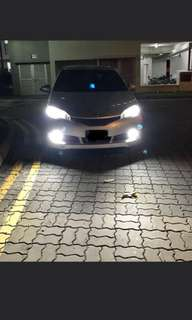 TOYOTA WISH ON G20 headlight L5 foglight