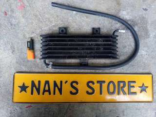 Japan oil cooler for gearbox