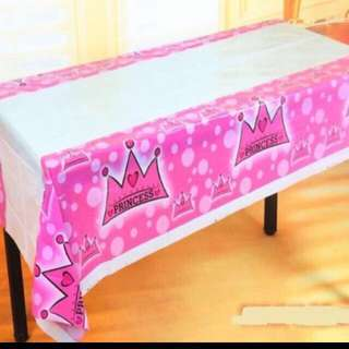 Prince / princess table cover