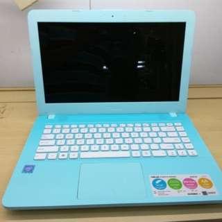 Laptop asus x441Na bisa di cicil tanpa kartu credit 3mnt cair