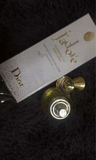 Dior Jadore divinement or edition limitee authentic