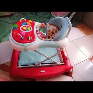 Baby1st STROLLER/WALKER