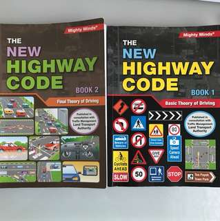 New Highway Code - BTT & FTT