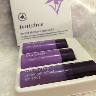 [BN] Innisfree Orchid Skincare Special Kit