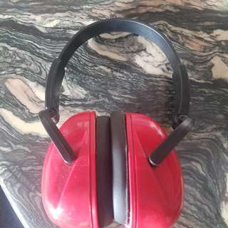 Noise Cancelling Earmuffs