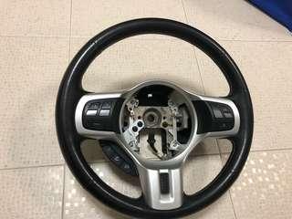 Evo X Steering full function
