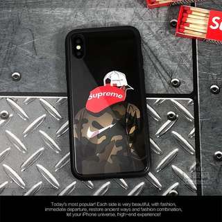 Hipster Supreme glass casing