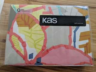 KAS bed quilt sheets