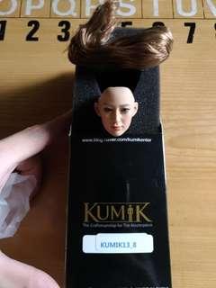 Kumik female head