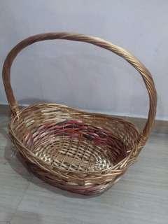 Handmade basket (set B)