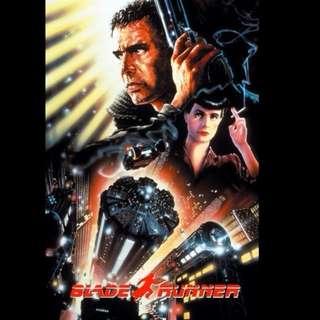 [Rent-A-Movie] BLADE RUNNER (1982)