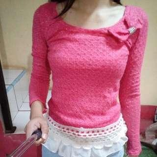 Feminim pink