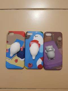 Squishy iPhone 7 Case