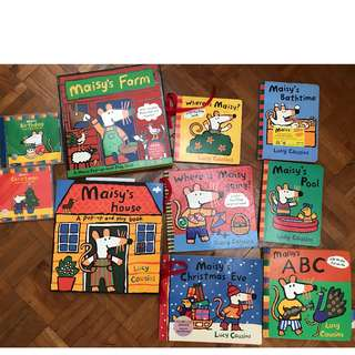 Maisy and friends set of 10 spectacular books
