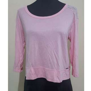 Abercrombie&Fitch Pink Blouse