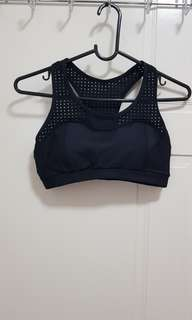 Running Bare Sports Crop Top