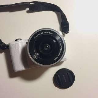 可議)SONY A5000+16-50mm微單眼相機