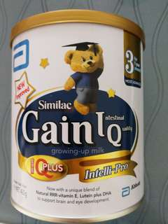 BN Similac Gain IQ Stage 3