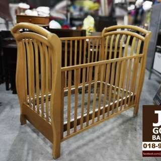 High Quality Made-in-Italy Sorelle Baby Cot/Crib