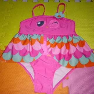 Candlestick Swimwear(Size 4-5y/o)