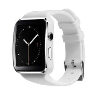 時尚弧形屏智能手錶GSM手機藍牙MP3   Fasion Curved Screen Smart Watch GSM Phone Bluetooth MP3