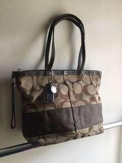 Coach handbag to let go