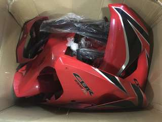 CBR1000RR 2011 Original Fairings