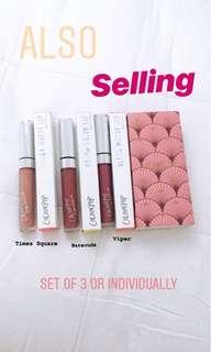 ColorPop liquid lipstick set