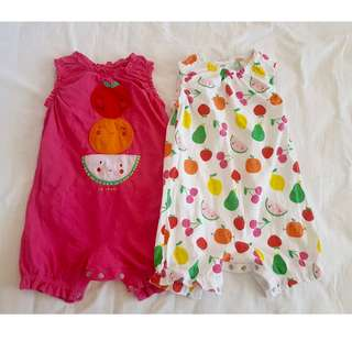 Mothercare Outfits