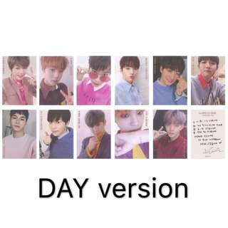 [DUPLICATE] WANNA ONE I Promise You photocard set
