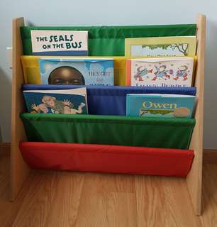 Children Book Shelf