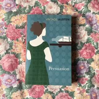 (BRAND NEW) Persuasion by Jane Austen
