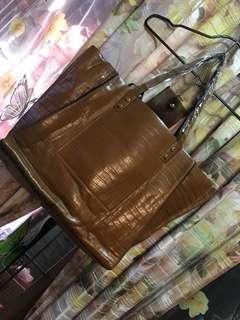 Topshop Large Tote Bag