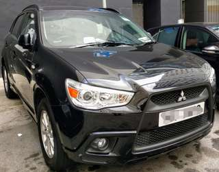 MITSUBISHI ASX 4WD 靚仔 #SUV #黑 #Black
