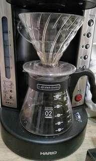 自動沖黑咖啡機