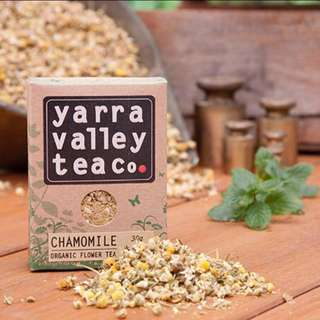 ⚡️[33% off] (3 assorted boxes) Yarra Valley Organic Tea Boxes -Chamomile, Lemongrass, Relax