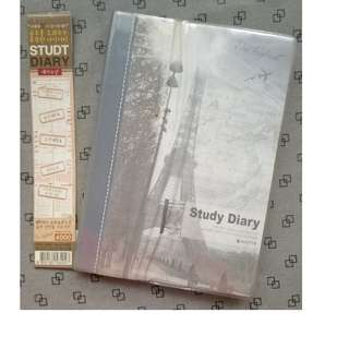 Study Diary Planner from Korea