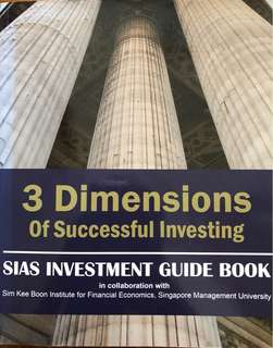 3 Dimensions of Successful investing