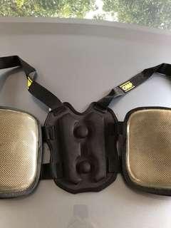 OMP Carbon Rib Protector