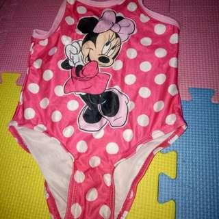 Disney Minnie Swimwear(Size 12-24M)