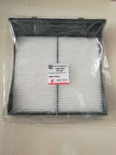 Subaru Legacy BP9 aircon filter