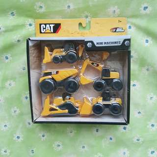 CAT Mini Machines
