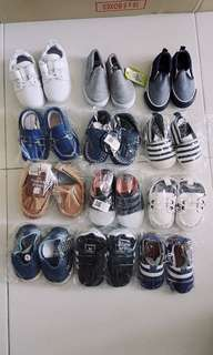 BN BABY BOY SHOES