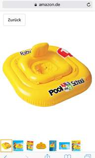Swim Floats - 3 different swimming aids