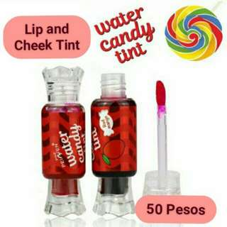 Water Candy Tint - Lip and Cheek Tint