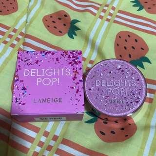 Laneige Cushion Blusher - Delights Pop!