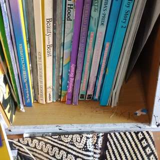 Story books all books for rm10